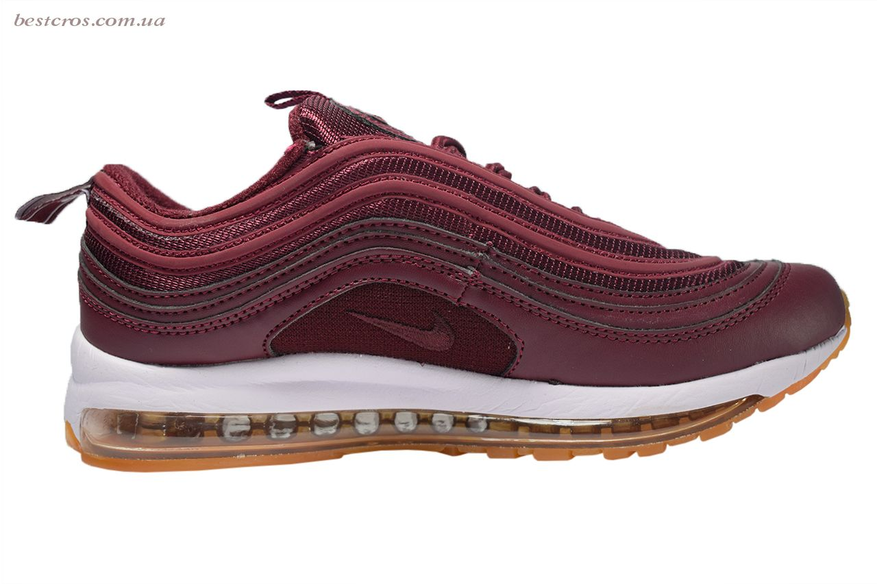 Женские кроссовки Nike Air Max 97 Red