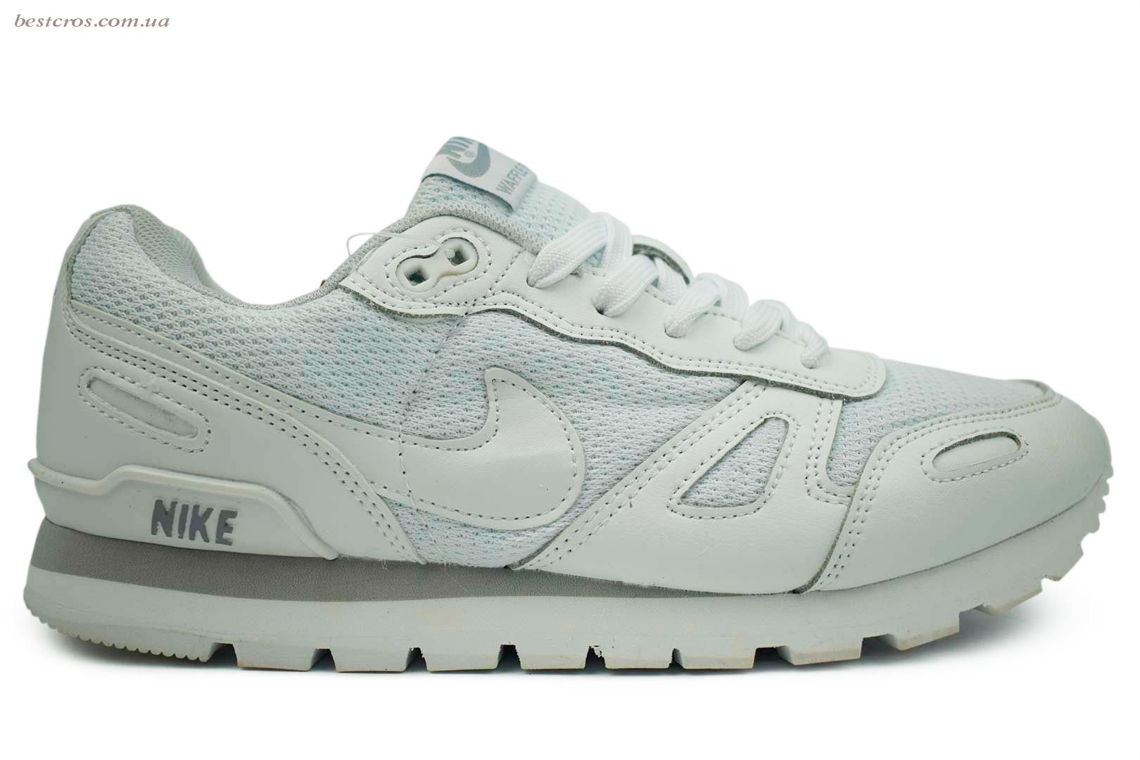 Женские кроссовки Nike Waffle Trainer White