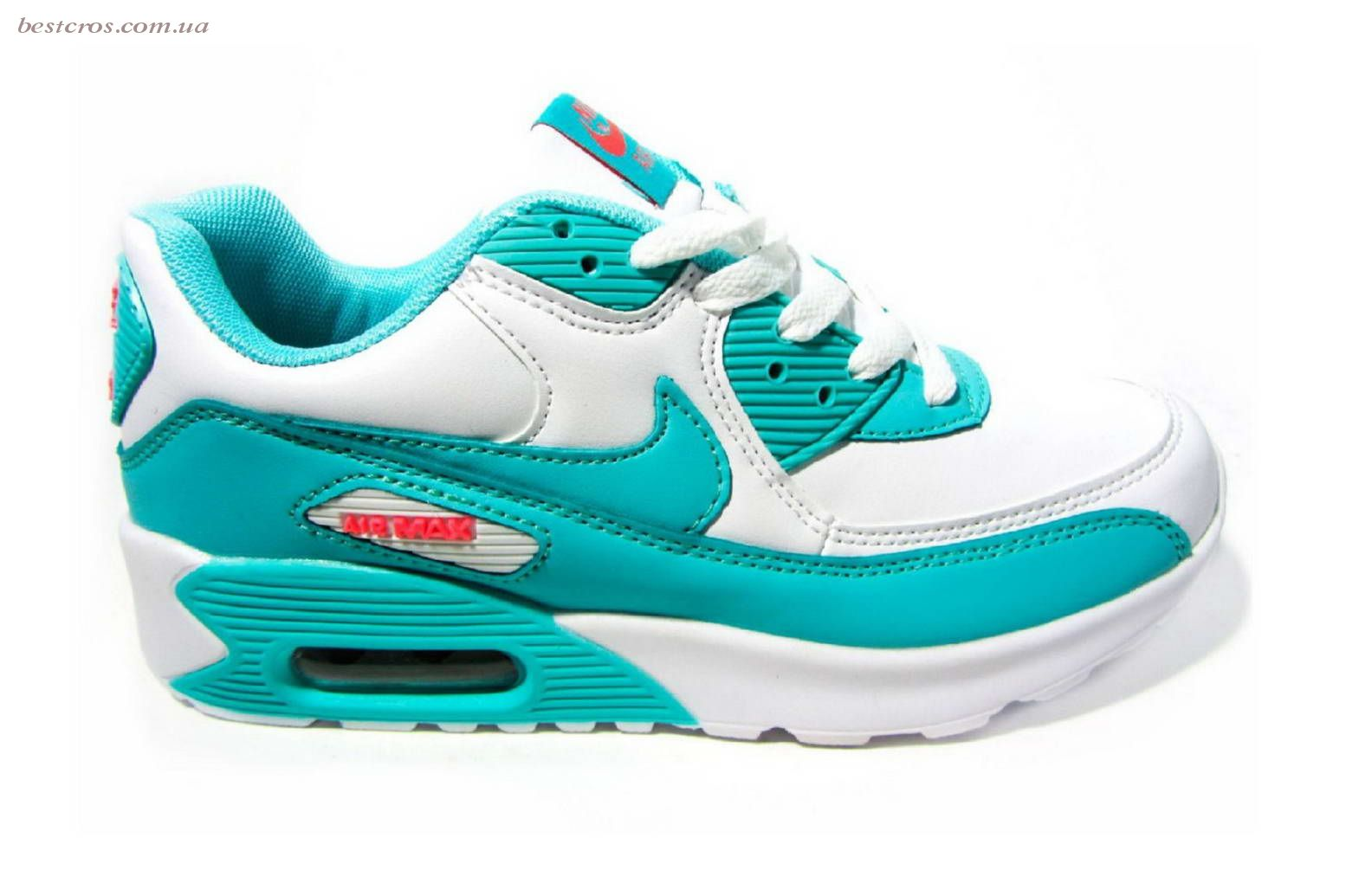Женские кроссовки Nike Air Max Blue/White