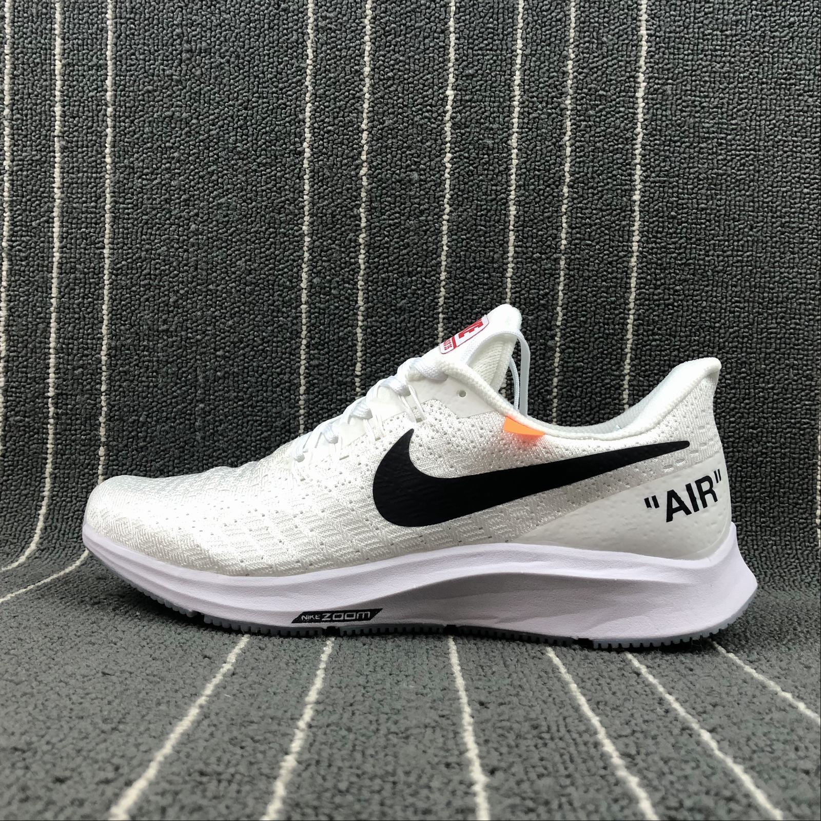 Мужские кроссовки Nike Air Zoom Pegasus 35 x Off-White Men White