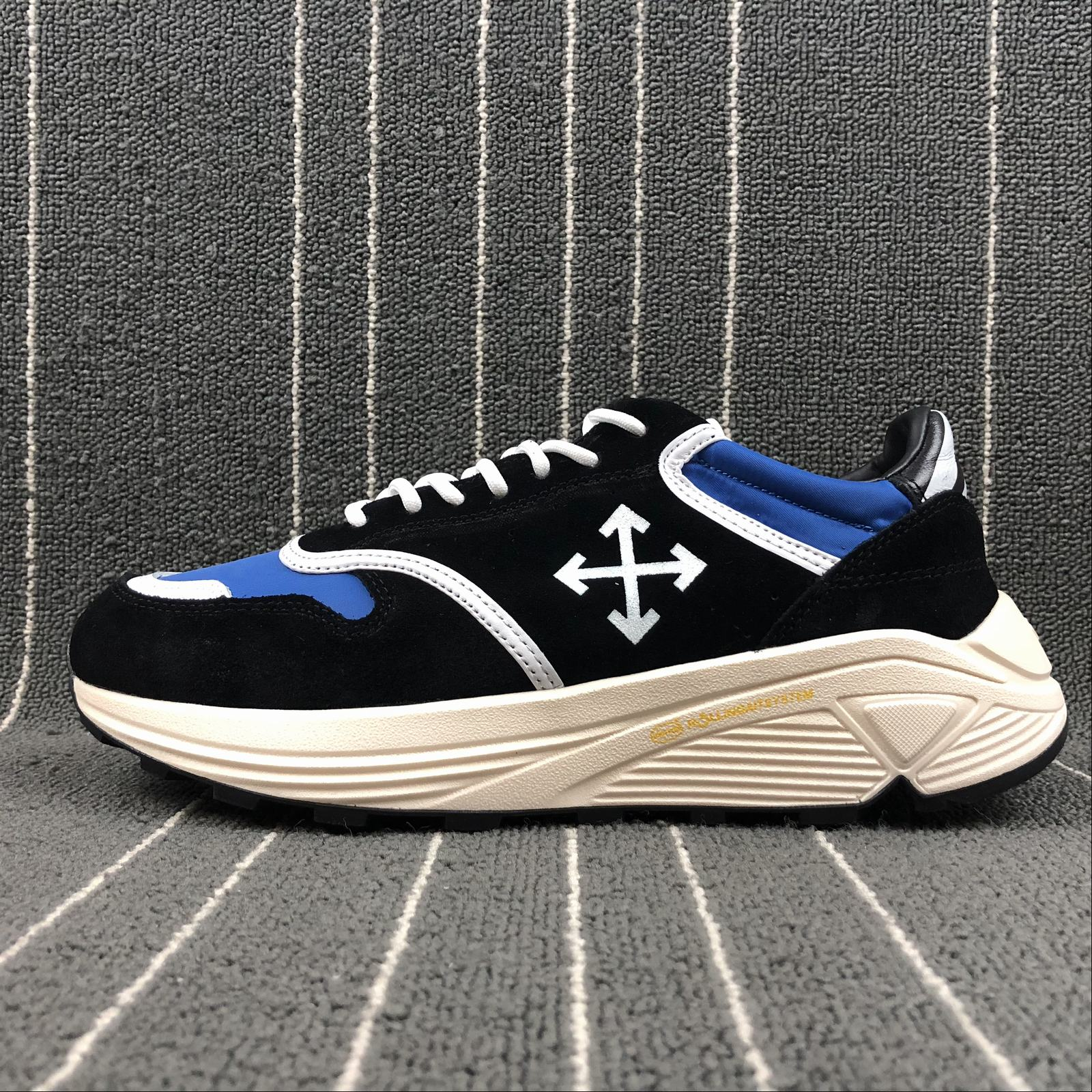 Off-White Arrow detail Low Women