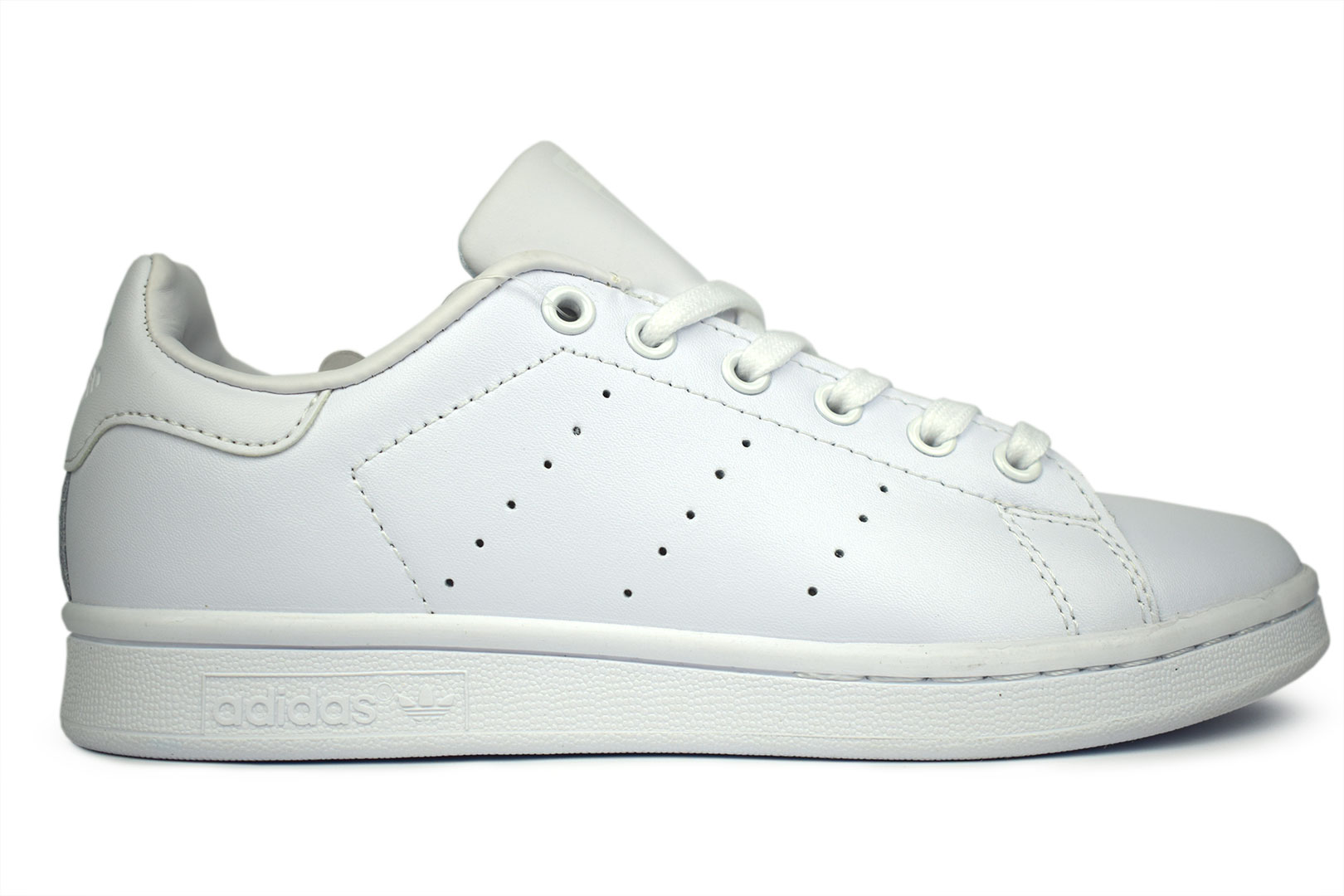 Женские кроссовки Adidas Stan Smith Women White,White