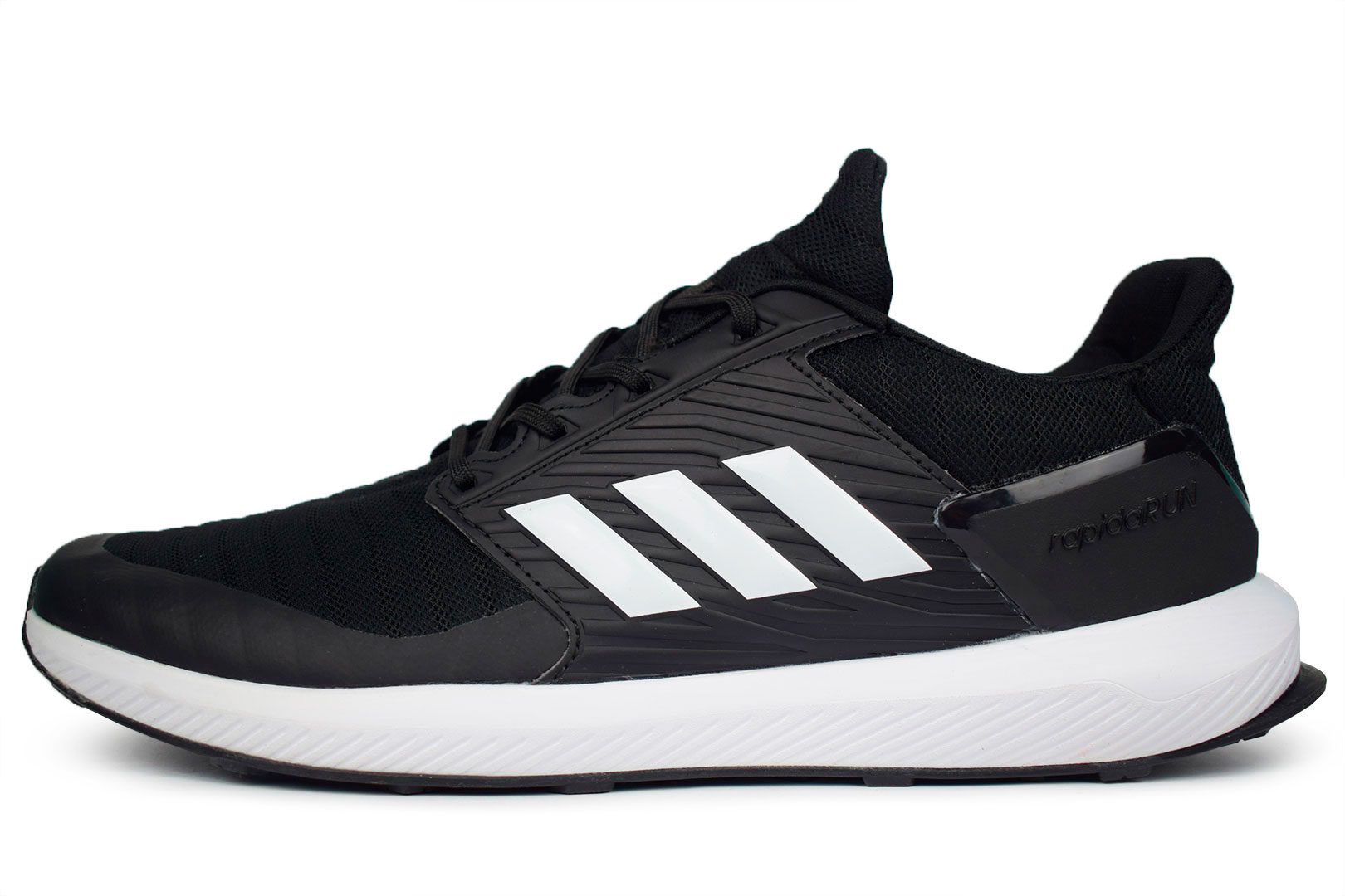 Мужские кроссовки Adidas Cloudfoam Fitfoam Dark Men