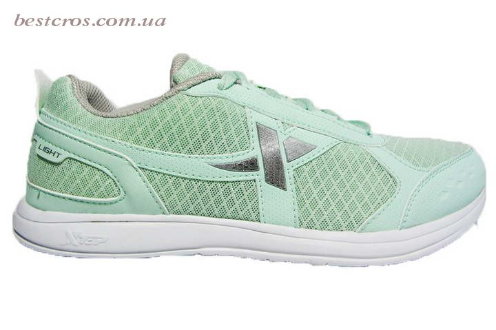 Женские кроссовки XTep Sports Shoes Light green/Grey