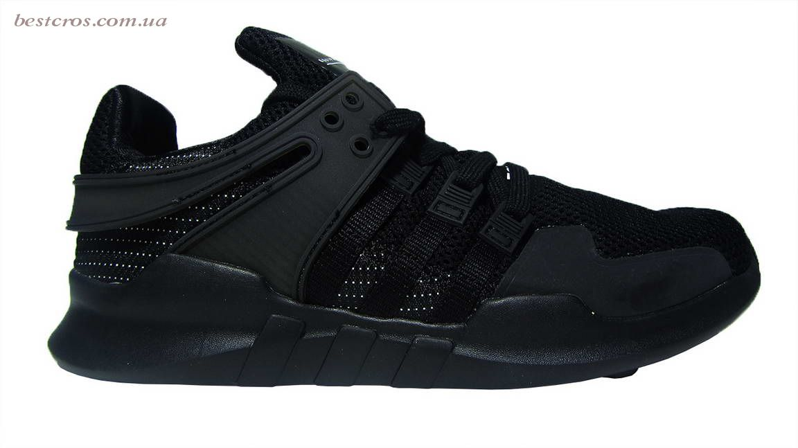 "Мужские кроссовки Adidas EQT Running Support x Consortium ""Black"""