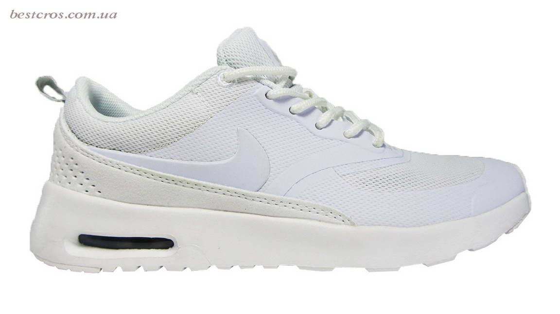 Женские кроссовки Nike Air Thea All White