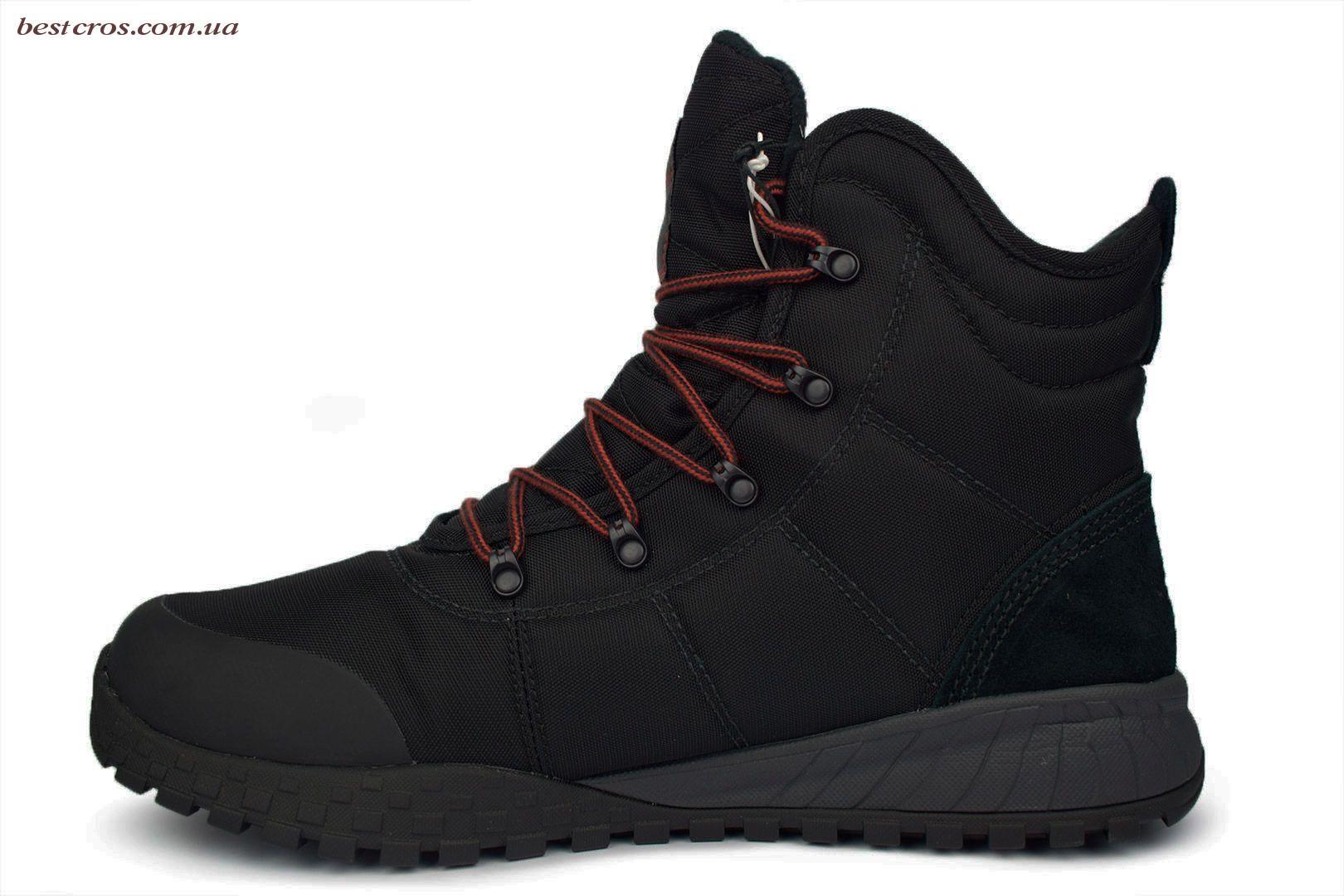 Зимние мужские ботинки Columbia Firecamp lll Boot