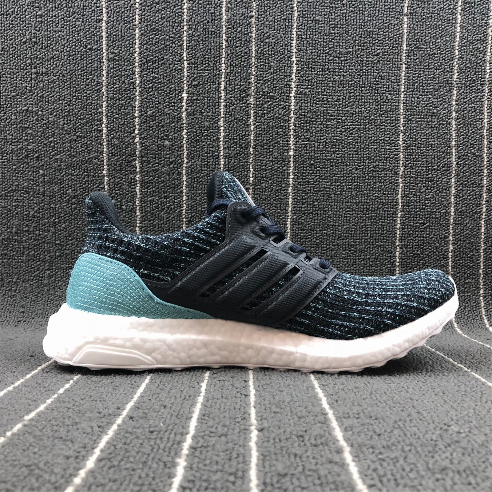 the best attitude 77cac 74fc4 Мужские кроссовки Adidas Ultra Boost UB4.0 Parley CG3673 Men