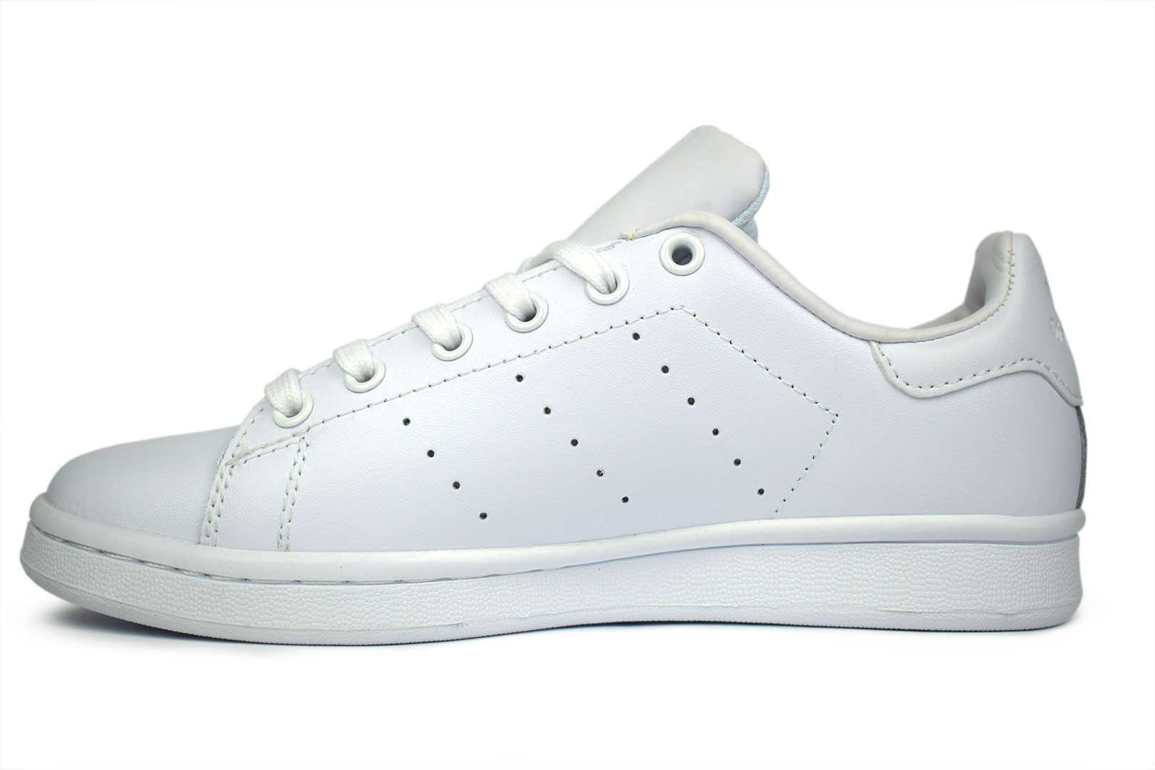 Женские кроссовки Adidas Stan Smith Women White,White - фото №2