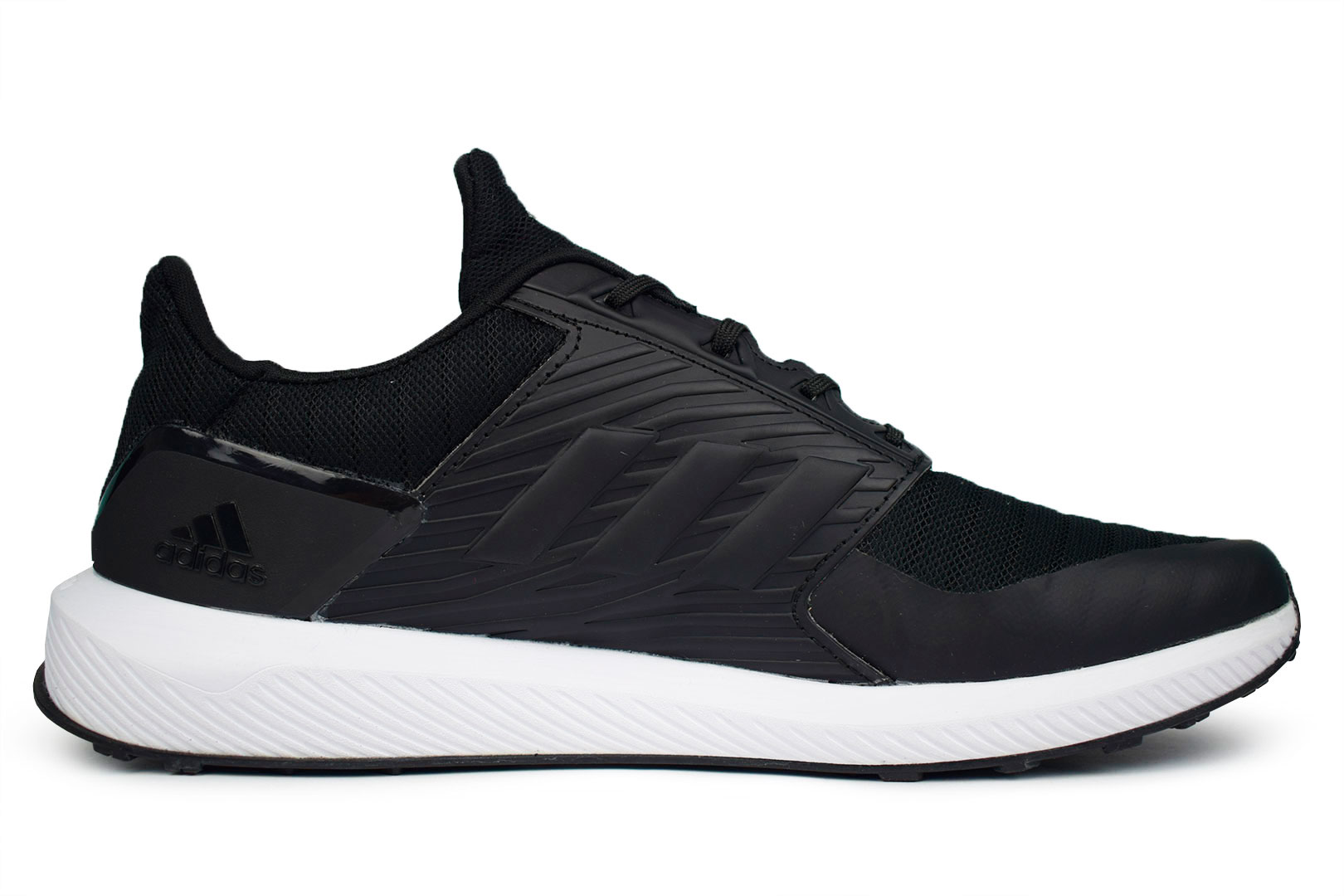 Мужские кроссовки Adidas Cloudfoam Fitfoam Dark Men - фото №2