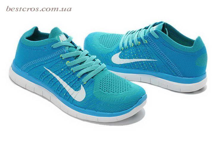 5209f3dc Женские кроссовки Nike Free Run Flyknit 4.0