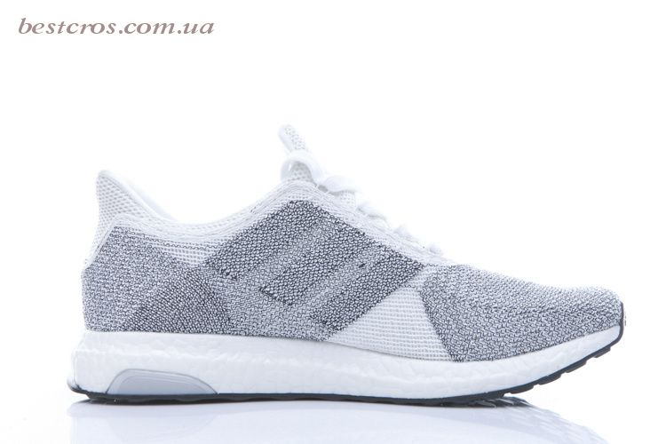 Мужские кроссовки Adidas Futurecraft Tailored Fibre Grey - фото №3