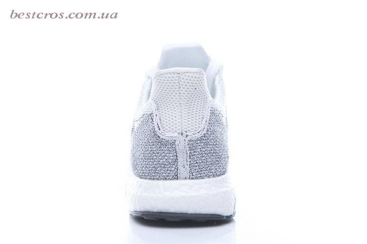 Мужские кроссовки Adidas Futurecraft Tailored Fibre Grey - фото №4