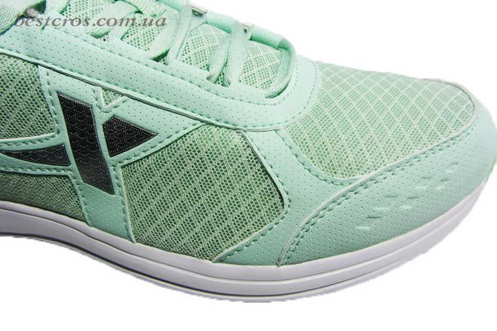 Женские кроссовки XTep Sports Shoes Light green/Grey - фото №5