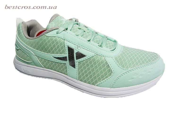 Женские кроссовки XTep Sports Shoes Light green/Grey - фото №7