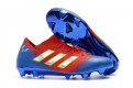 Adidas Nemeziz Messi 18.1 FG Blue,Red,Lime