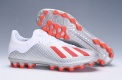 Adidas X 18.3 AG White,Orange