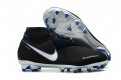 NIke Phantom VSN Shadow Elite DF FG Black,Blue
