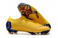 Nike Mercurial Vapor Fury VII Elite FG Junior Yellow