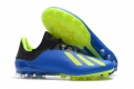 Adidas X 18.1 AG Blue,Lime