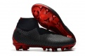 Nike Phantom VSN Elite DF FG Black,Red