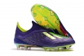 Adidas X 18Plus FG Violet,Green