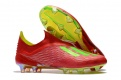 Adidas X 18Plus FG Red,Green