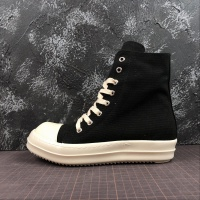 Rick Owens Drkshdw Canvas high-top Men