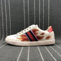 Gucci Metallic Flame Women