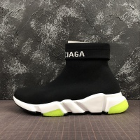 Balenciaga Speed Shoes With Divers Men