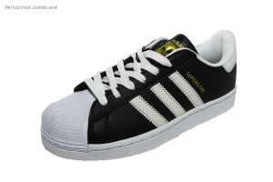 "Adidas Superstar ""Black/White"""