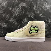 Frog Skateboards x Nike SB Zoom Blazer Mid QS Men