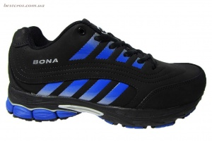 "Bona ""Black/Blue"""