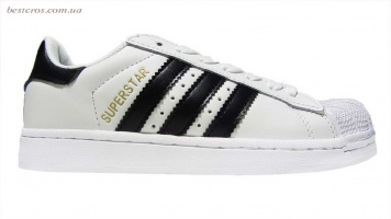 "Adidas Superstar ""White/Black"""