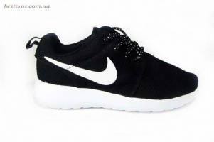 "Nike Roshe Run ""Black/White"""