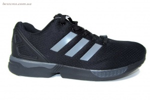 "Adidas ZX Flux ""Black/Grey"""