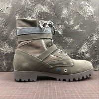 C2H4 x Number (N)ine Military Boots
