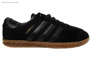 "Adidas Hamburg ""Black"""