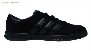 "Adidas Hamburg "" Deep  black"""