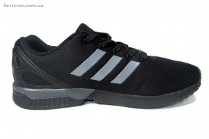 "Adidas ZX Flux ""Black/Grey"" - фото 2"